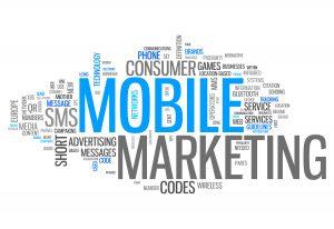 "Word Cloud ""Mobile Marketing"""