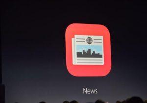 Apple Start Spreadin' the News