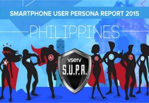 Vserv Unveils First 'Smartphone User Persona Report'